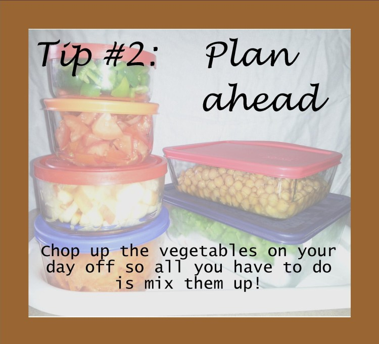 One healthy tip at a time!
